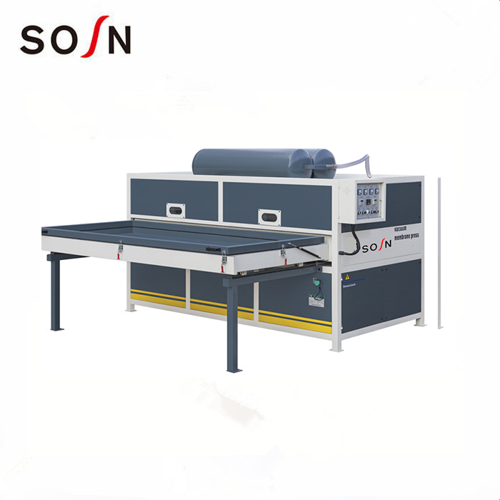 FM2300C-1  Vacuum Membrane Press machine